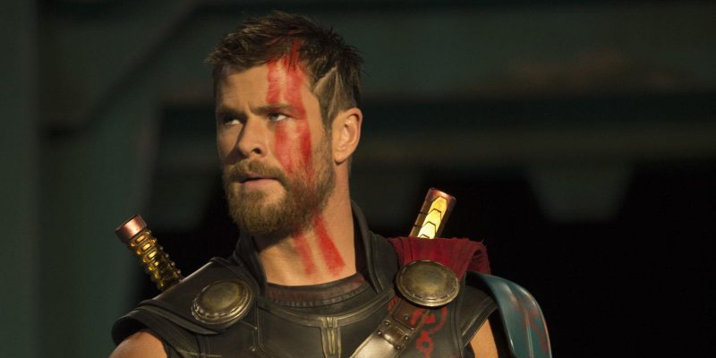 Thor in Thor Ragnarok | 5 Best Marvel Cinematic Universe Movies | Popcorn Banter