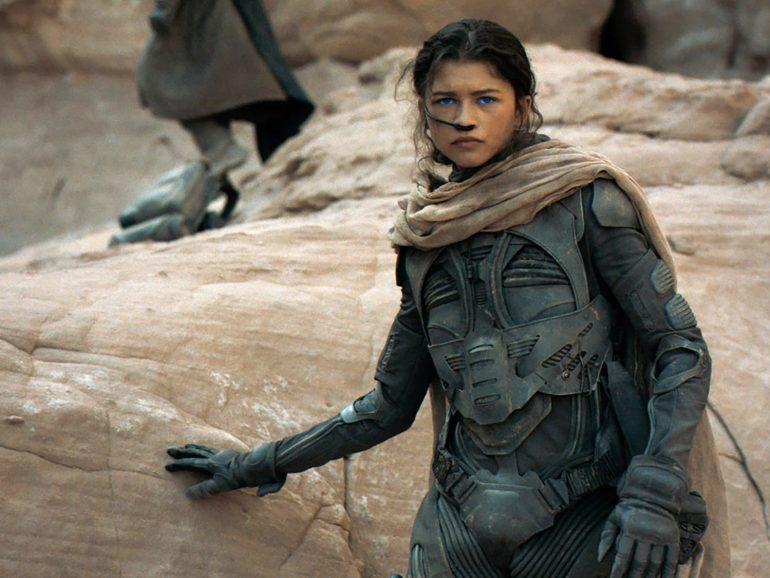 Zendaya In Dune | Official Trailer | Popcorn Banter