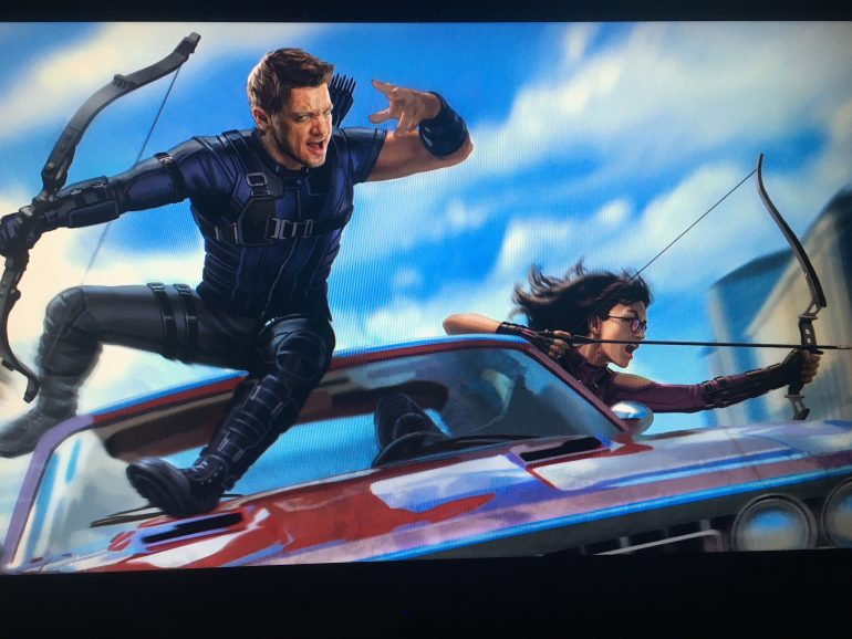 Hawkeye & Kate Bishop | Hawkeye Air Date | Popcorn Banter