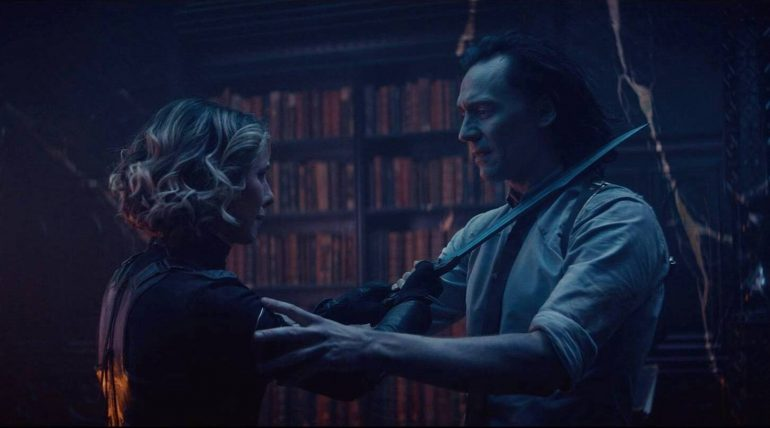 Loki & Sylvie   Loki Episode 6   Popcorn Banter