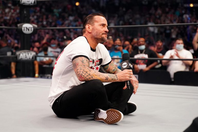 CM Punk Returns to Professional Wrestling   Popcorn Banter