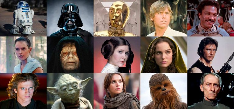 15 Best Star Wars Characters Of All-Time | Popcorn Banter