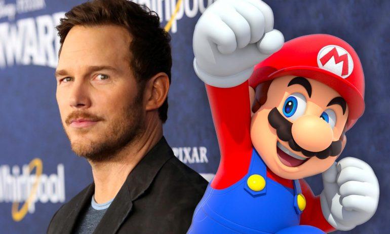 Chris Pratt Will Voice Mario | Super Mario Bros. Movie | Popcorn Banter
