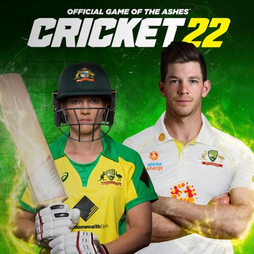 Cricket 22 Cover Art