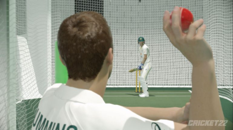 Training Nets   Cricket 22   Popcorn Banter
